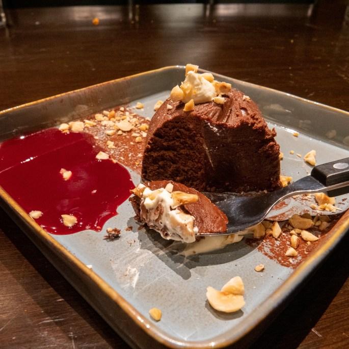 Chocolate Pave