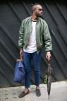 London Street Style Fashion for Men