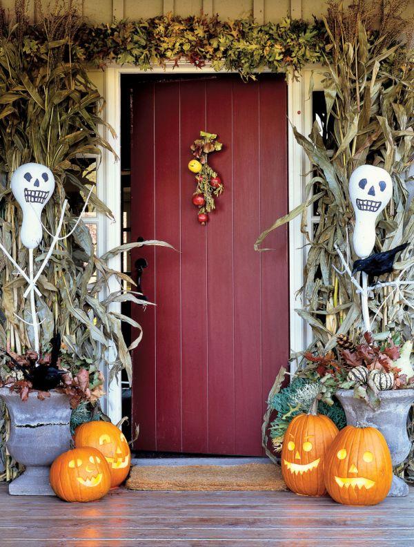 Halloween Door Decoration Ideas