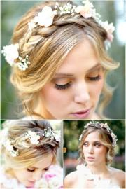 awesome bohemian wedding hairstyles
