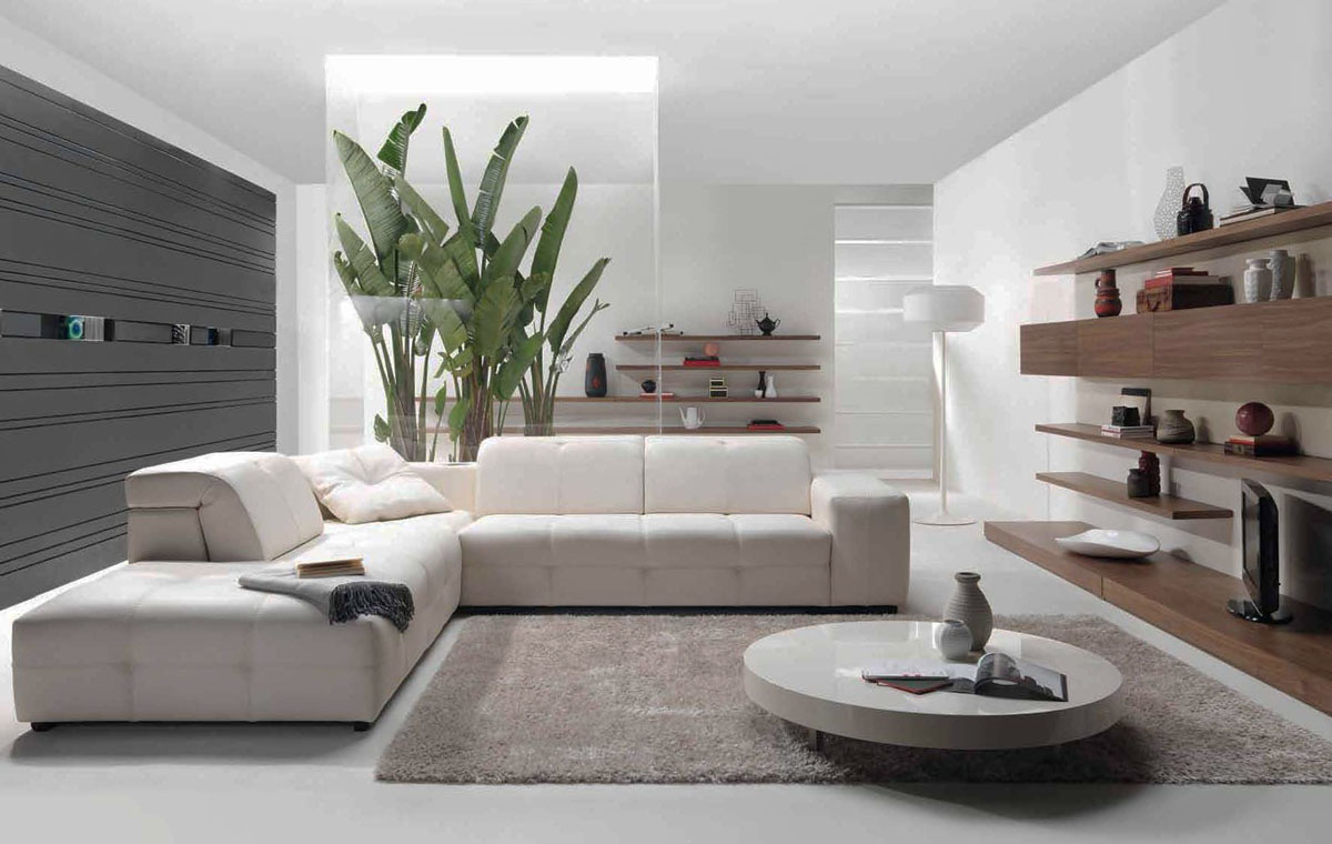 11 Awesome Styles Of Contemporary Living Room  Awesome 11