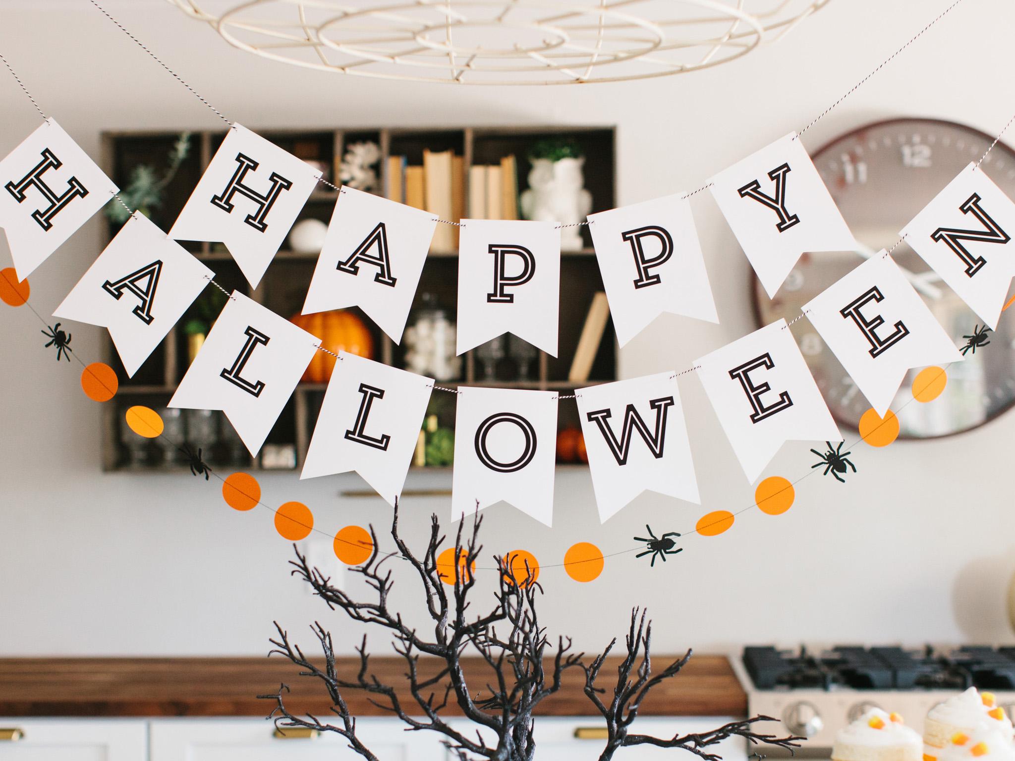 Free Halloween Decorations To Make