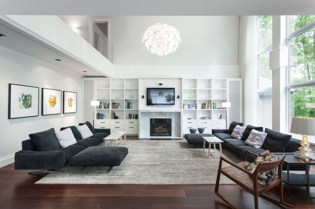 11 Awesome And Trendy Modern Living Room Design Ideas ...
