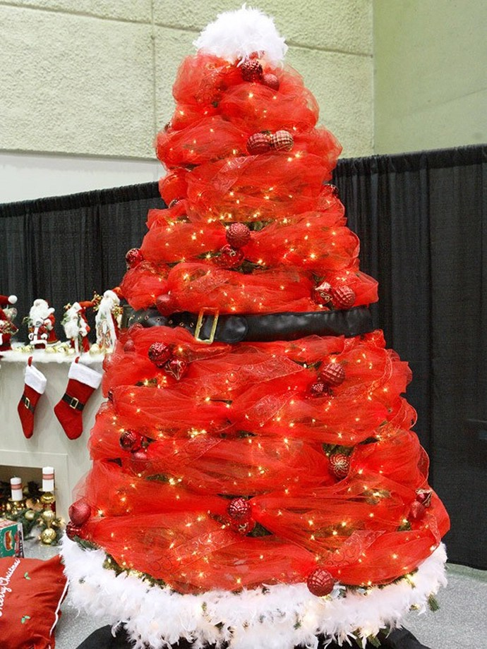 11 Awesome And Unique Christmas Tree Ideas For This Year  Awesome 11