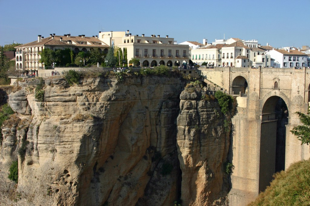 Best Paradors in Andalucia: 10 Perfect Parador Hotels in Andalucia: Ronda Parador