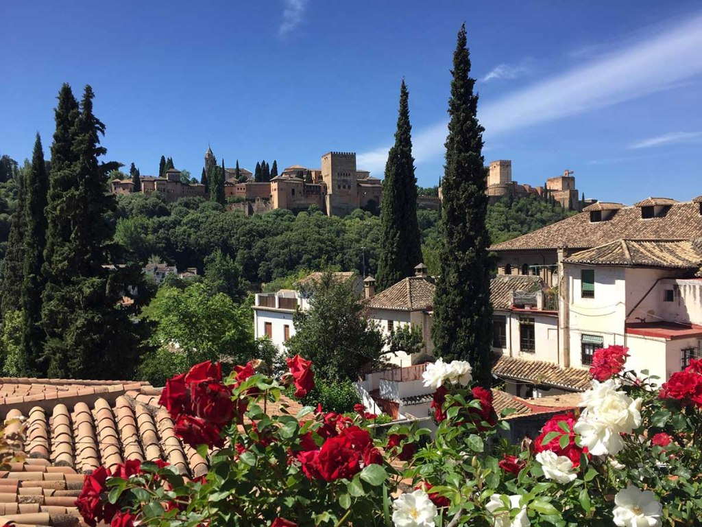 10 Free Things To Do in Granada: visit free gardens