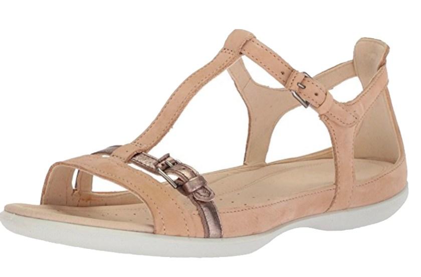 Best Sandals for Spain in Summer: ecco sandals