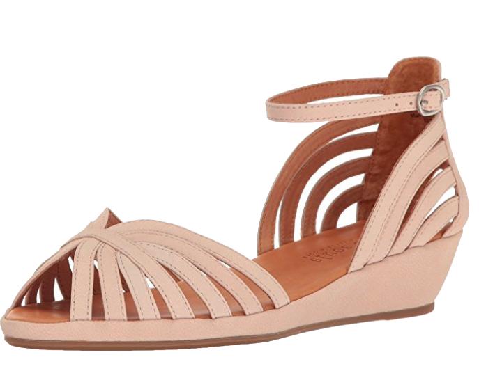 Best Sandals for Spain in Summer: Gentle Souls sandals