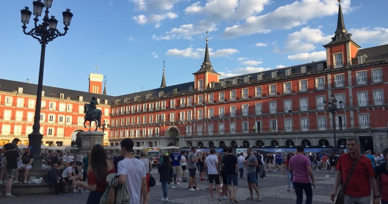 7 Best Walking Tours in Madrid