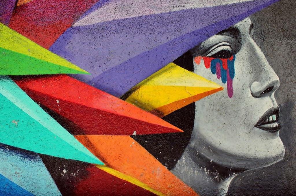 Madrid street art tour