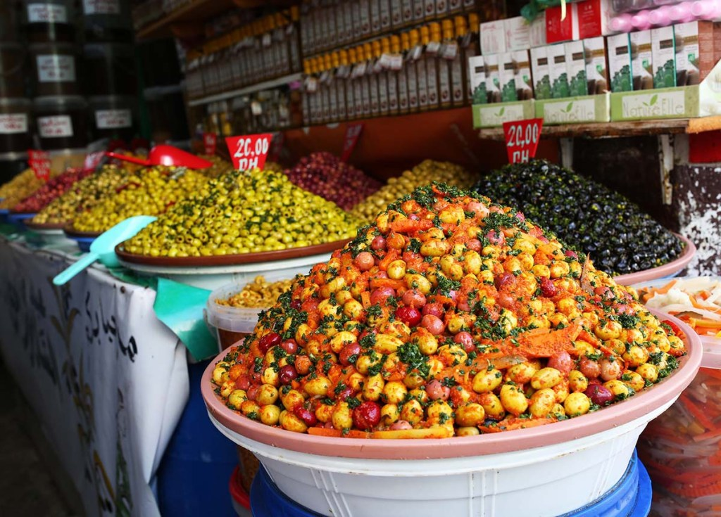 Morocco Culinary Tours: Discover Moroccan Food, Market & Cooking Tours - olives