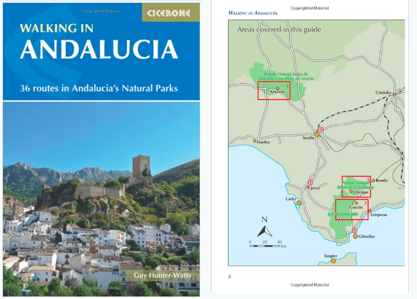 Walking in Andalucia: 36 hikes