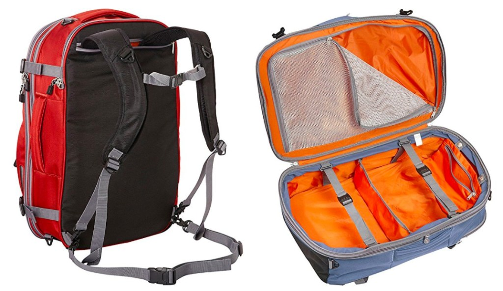 Lightweight Luggage to Take to Spain: Backpacks