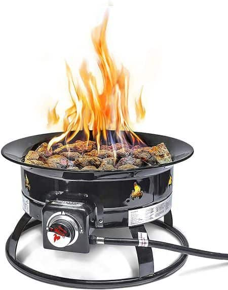 Smokeless Fire Pit How Does It Work : smokeless, Smokeless, Five,, Smoke, Campfires