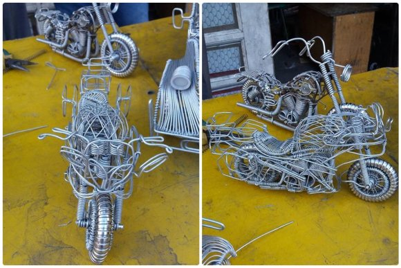 52-Year-Old Filipino Sets The Social Media Abuzz By His Incredible Creations Made From Aluminum Wires image 10