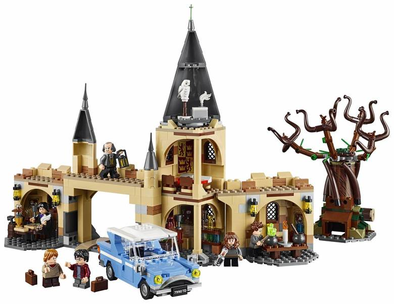 Lego Harry Potter Whomping Willow 75953 Magic Toys Building Kit