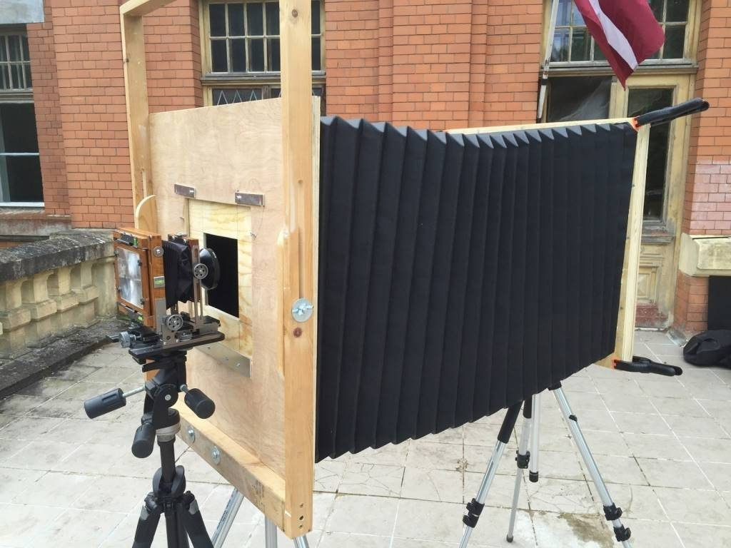 16×20″Ultra Large Format Camera