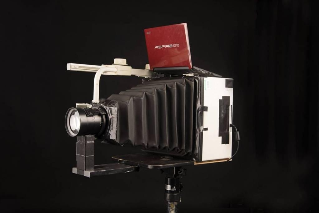 Homemade Digital Camera