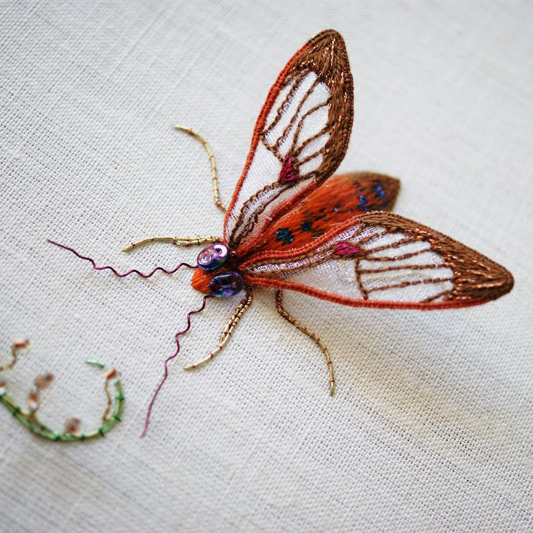Hand Embroidery Artist image 3