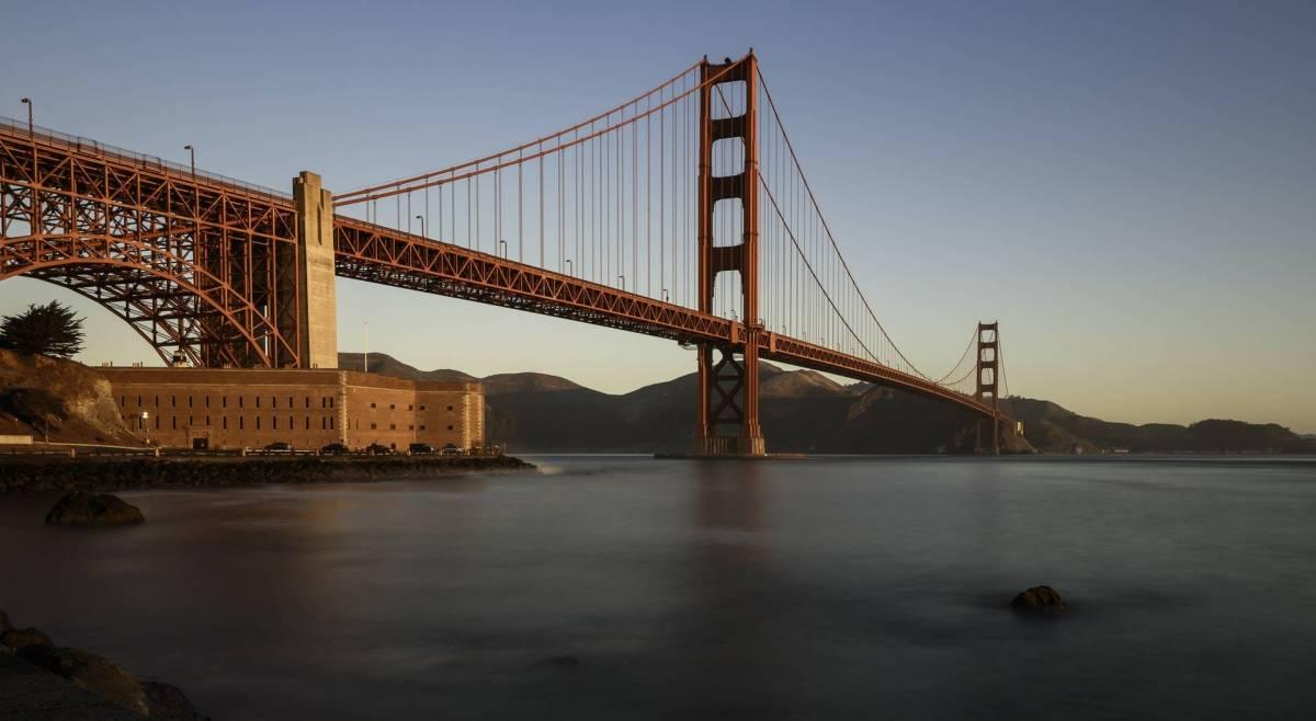 description golden gate bridge san francisco