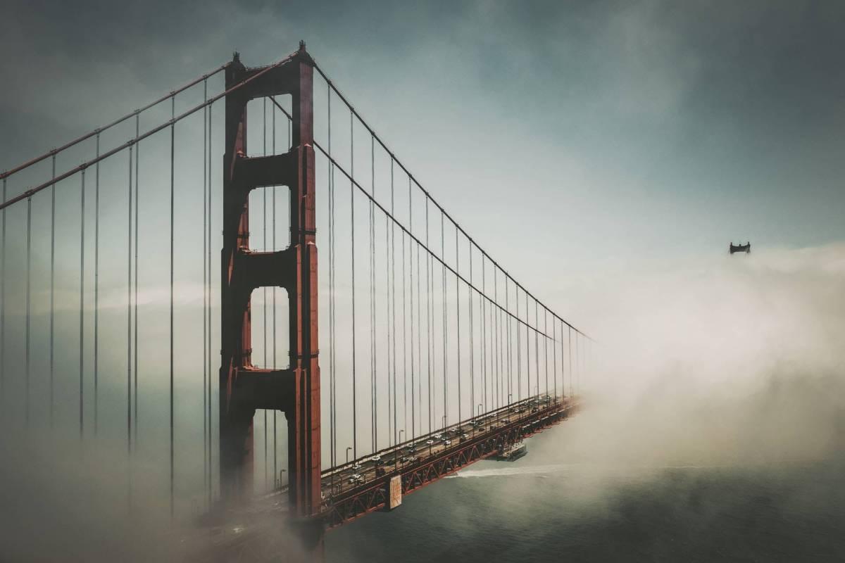 golden gate bridge view