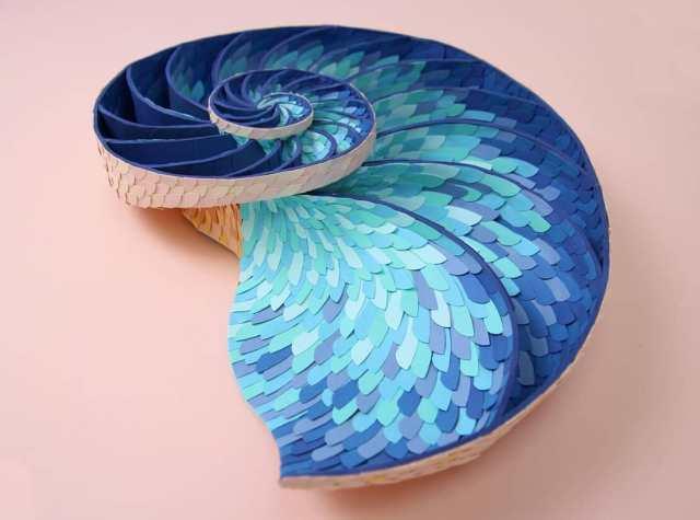 Lisa Lloyd Paper Sculptor 7
