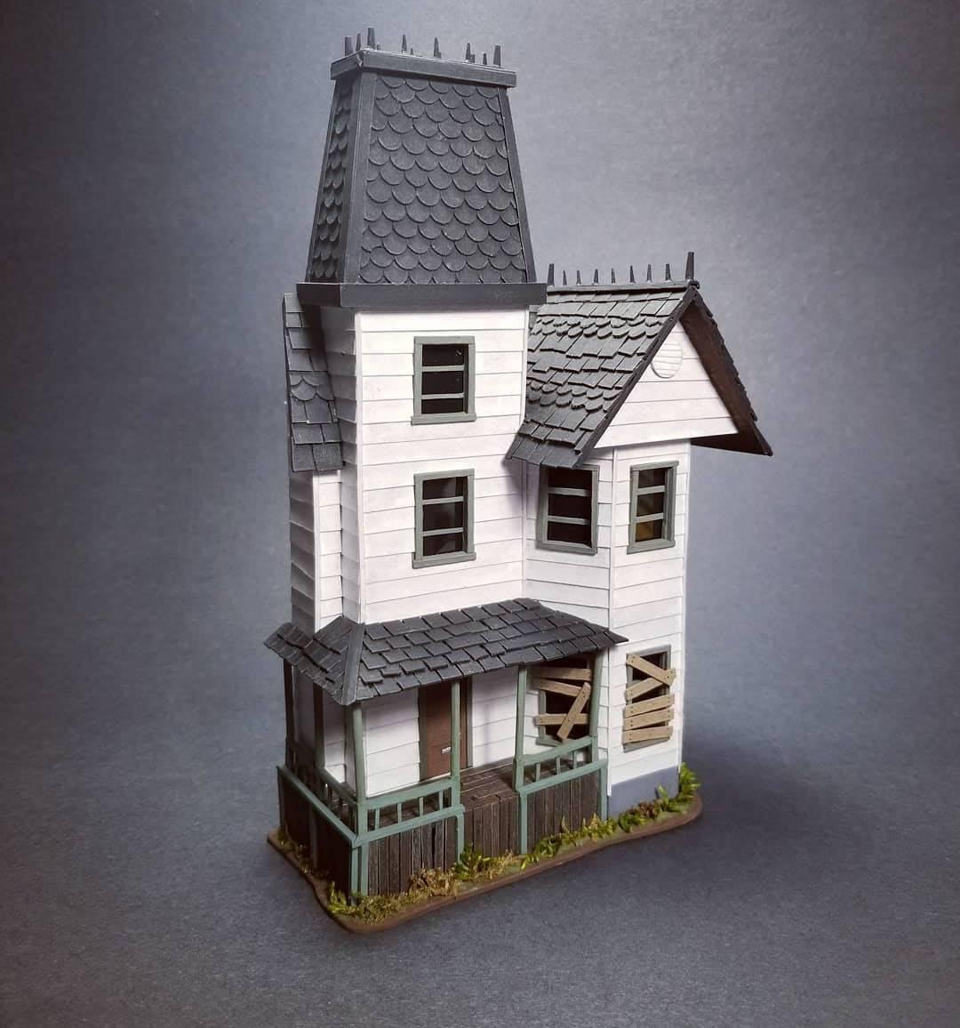 Model Maker Displays A Remarkable Eye For Detail In Making Adorable Miniature Models 2