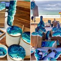 Sydney-Based Artist 'Traps' The Ocean In Household Artefacts