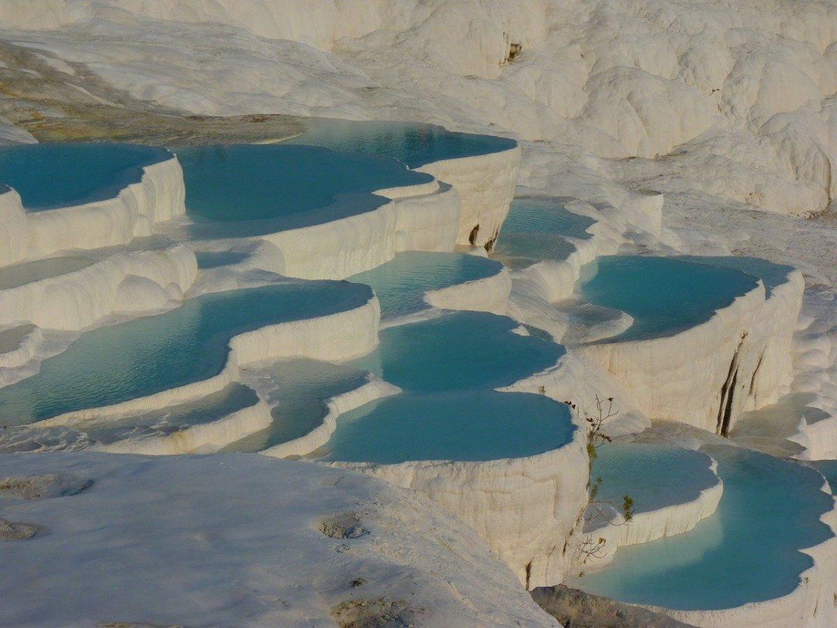 The Fascinating Thermal Pools of Pamukkale 4