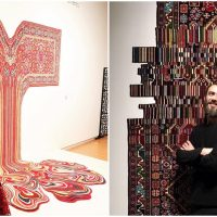 Surreal Weavings of Azerbaijani Artist are Simply Mind-Blowing