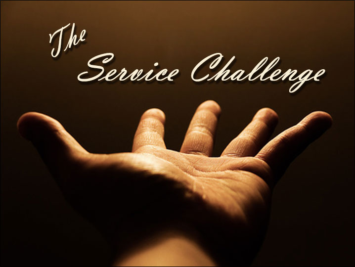 24 hour sevice challenge