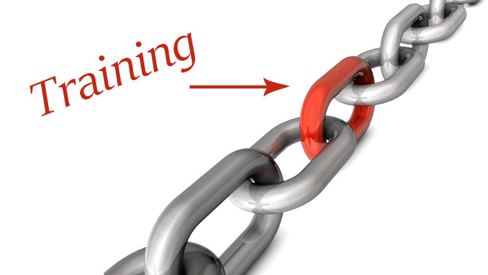 Training… The Missing Link