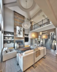 Simple And Effective Interior Home Design Solutions Modern for Lovely 2 Story Living Room Decorating Ideas Awesome Decors