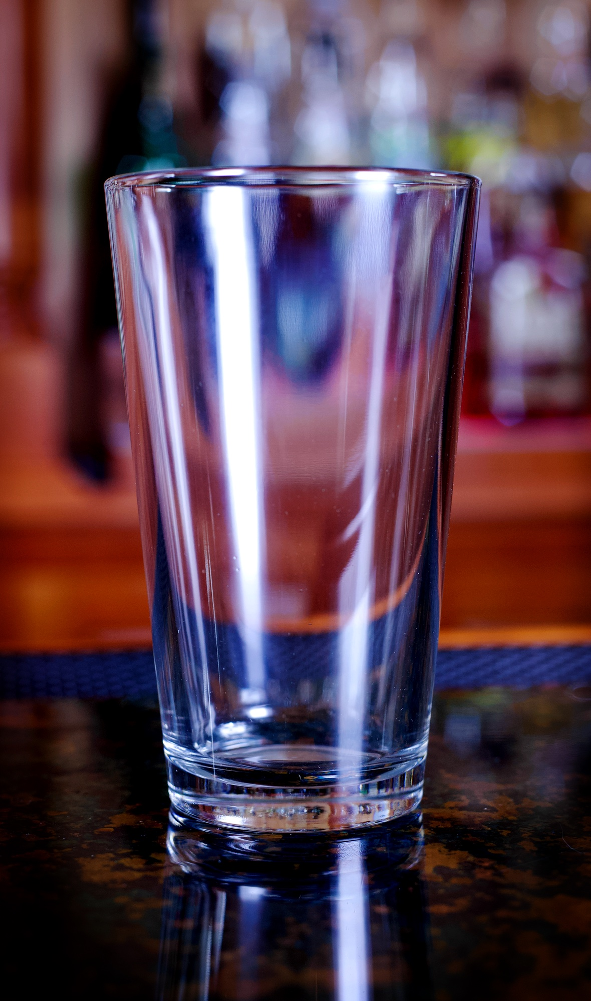 16 oz Pint Glass   DuraTuff Treated - Awesome Drinks