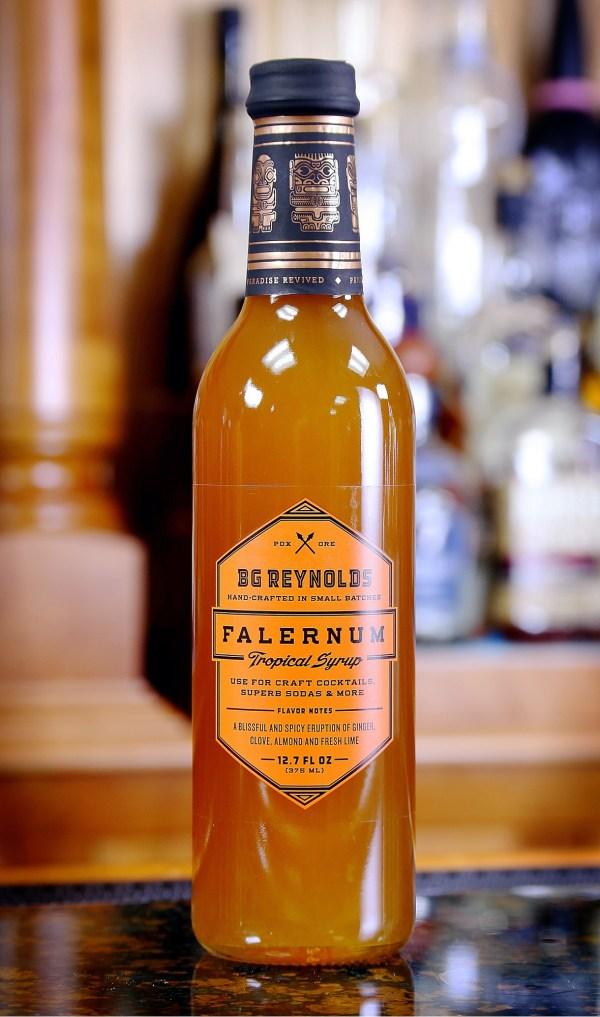 B.G. Reynolds Falernum Syrup