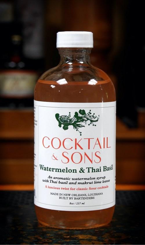 B.G. Reynolds Basil Thai Syrup