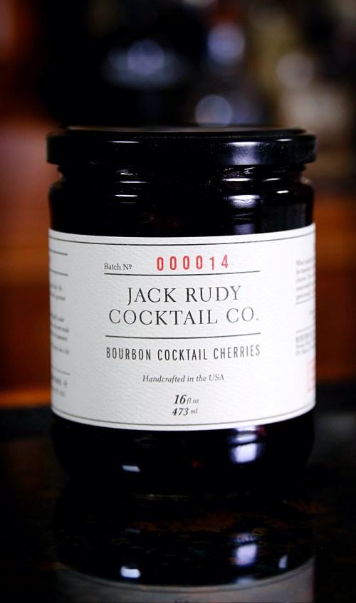 Jack Rudy Bourbon Cherries