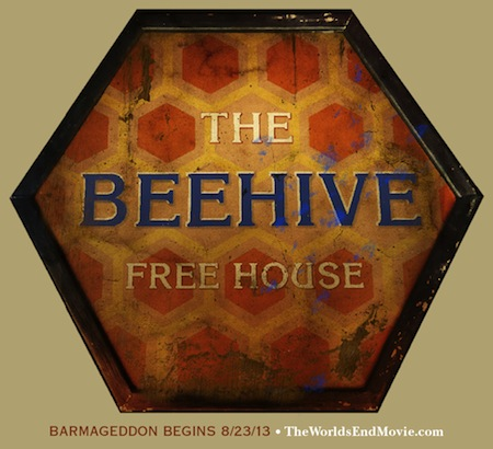 The World's End The Beehive