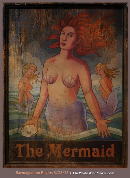 The World's End The Mermaid
