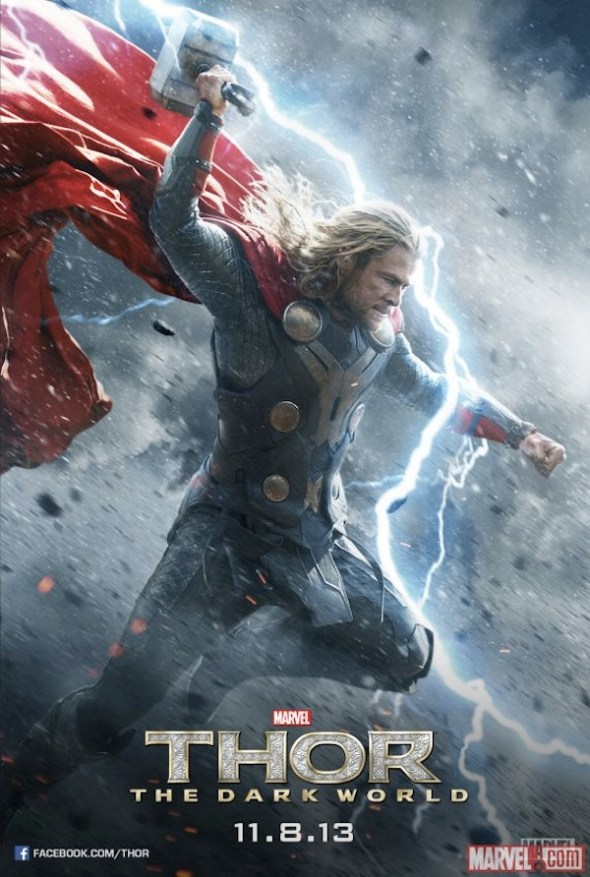 Thor: The Dark World - Thor