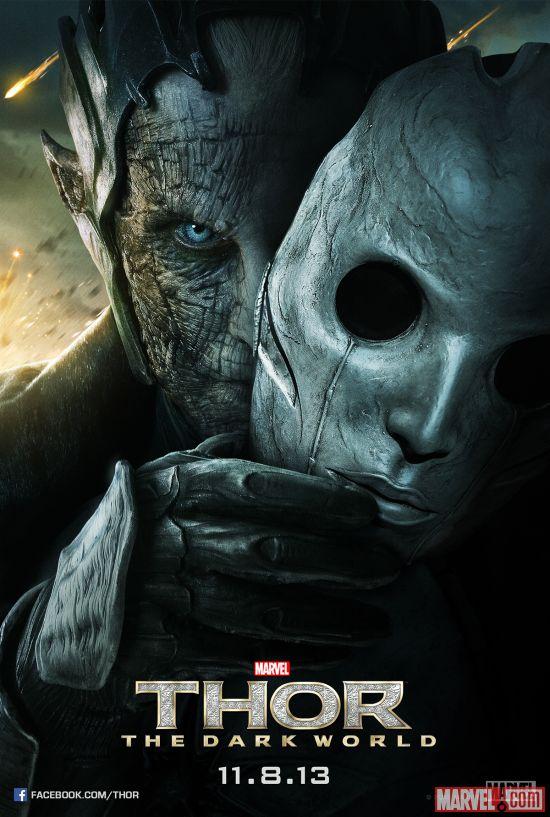 Thor: The Dark World, Malekith The Accursed
