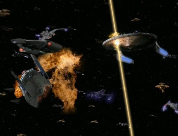 Deep Space Nine Battle