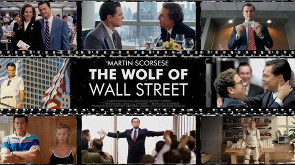 Oscars Wolf of Wall Street