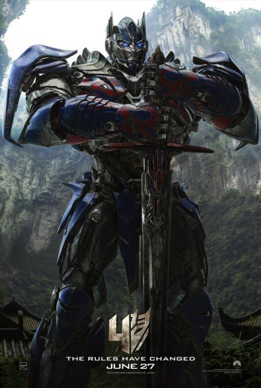 Transformers: Age of Extinction Optimus Prime