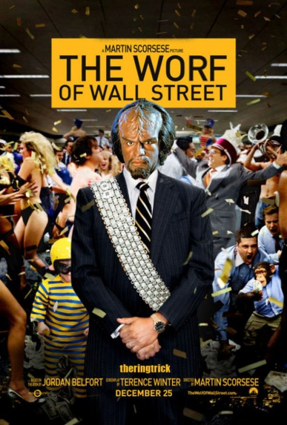 The Worf of Wall Street