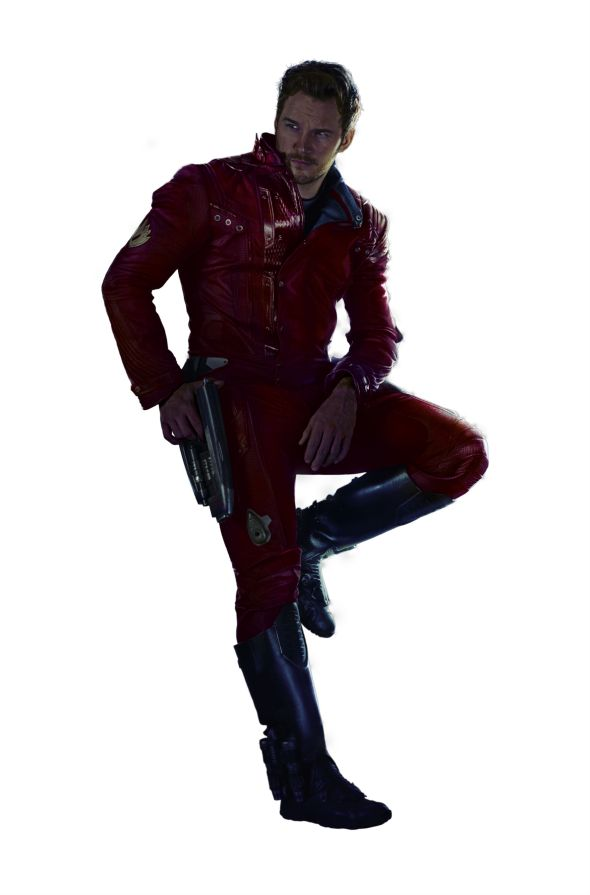 Guardians of the Galaxy-Star-Lord