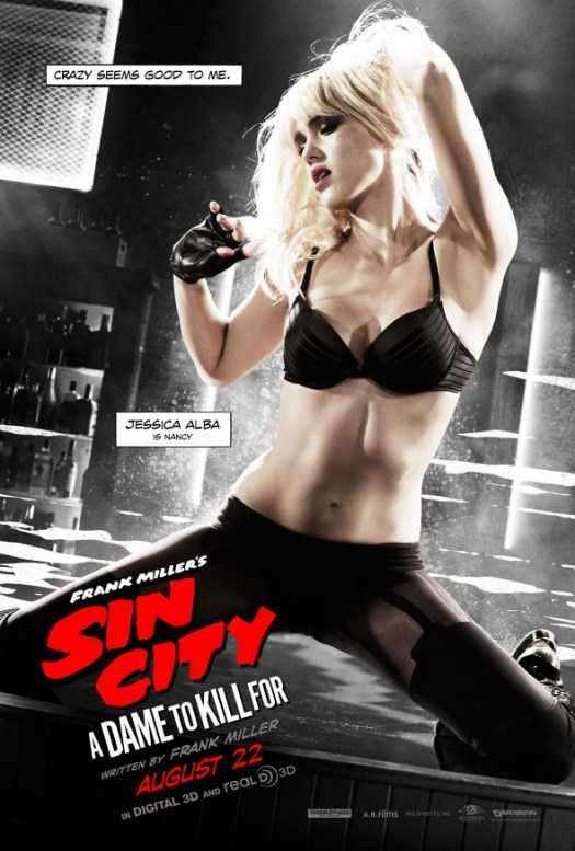 Sin-City-A-Dame-to-Kill-For-Nancy-poster
