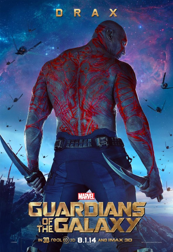 Guardians of the Galaxy / Dave Bautista