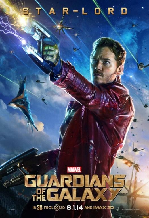 Guardians of the Galaxy / Chris Pratt