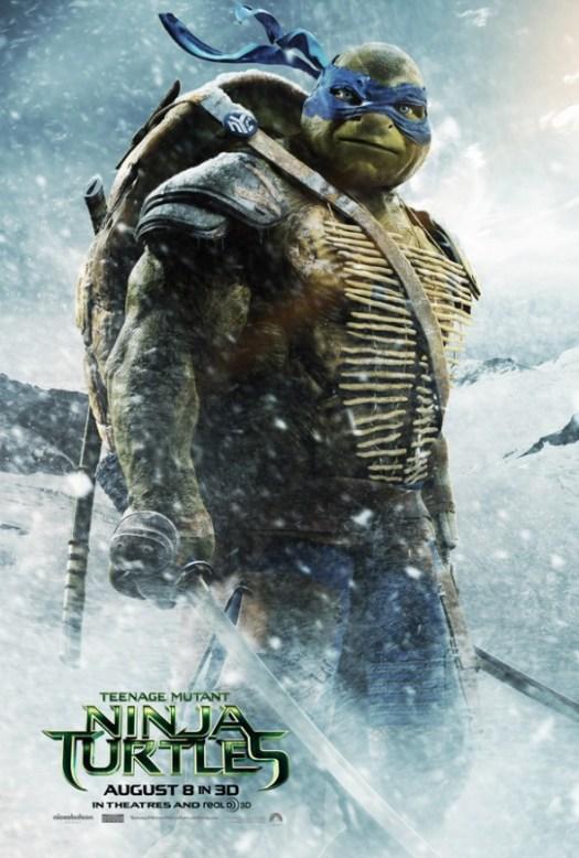 Teenage Mutant Ninja Turtles / Leonardo